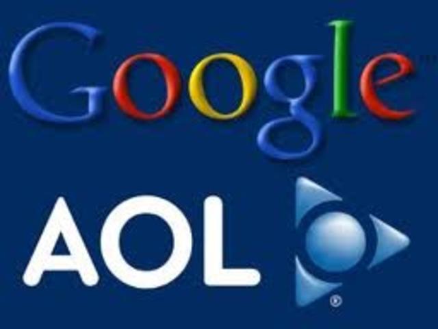Partnership with AOL.