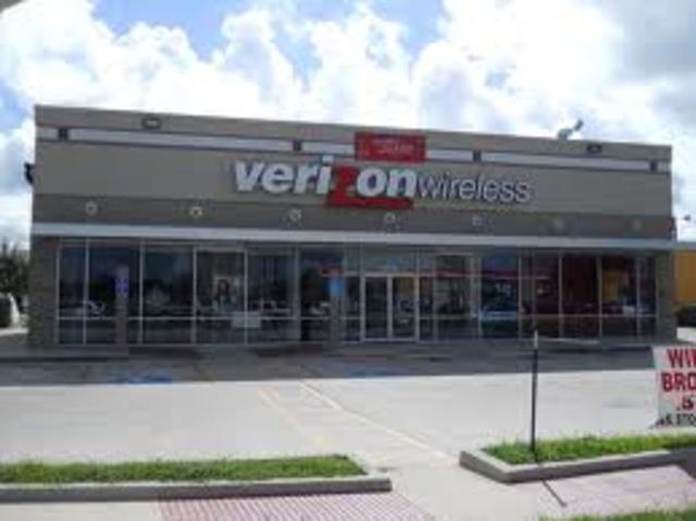 The founding of Verizon Wireless