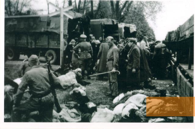 First 'Death Camp'
