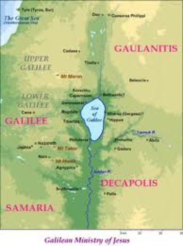 Moved to settlements in Galilee from Petah Tikvah