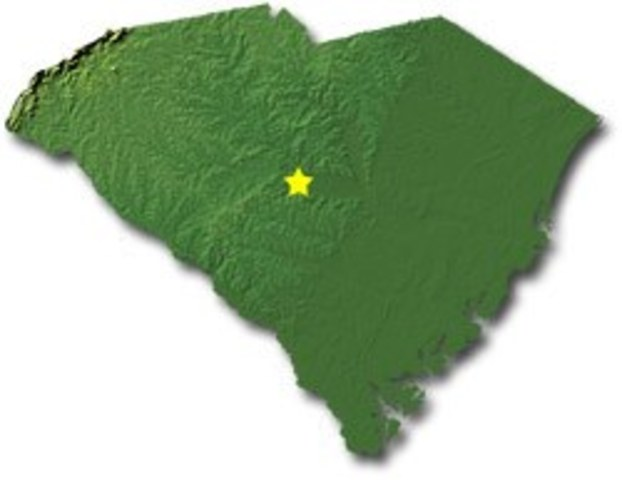 South Caroline Secedes