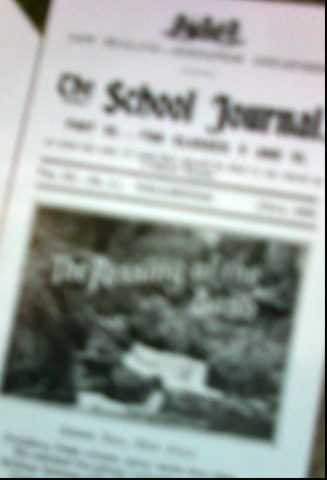 The first school journal