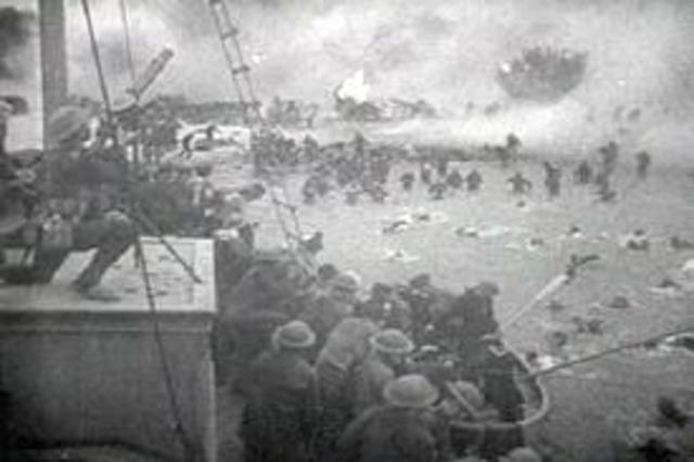 End of may 1940 (Dunkirk)
