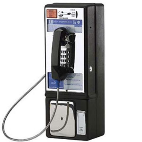 Bye Bye Pay Phones