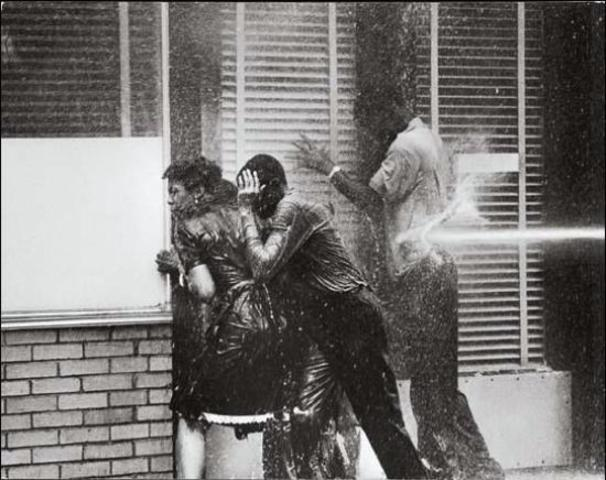 Images of brutality in Birmingham