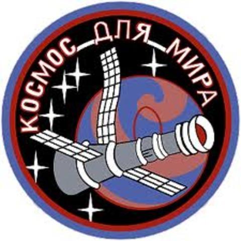 Soviet Salyut 6