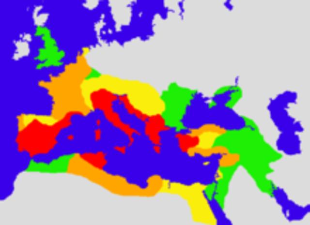 Caiguda Imperi Romà