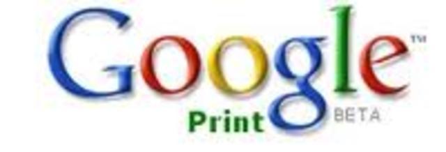 Google launches Google print.