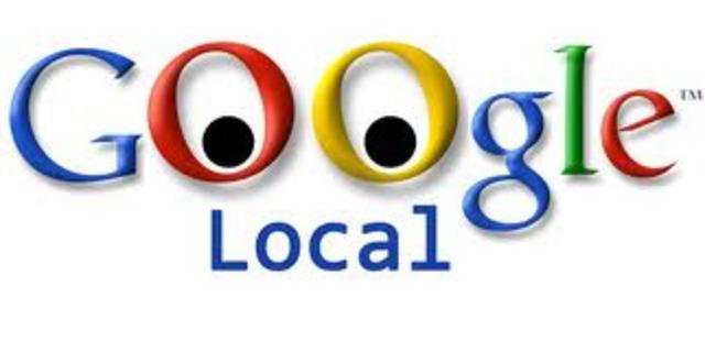 New Building. Google local.