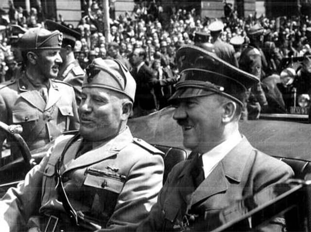 hitlers surprise attack