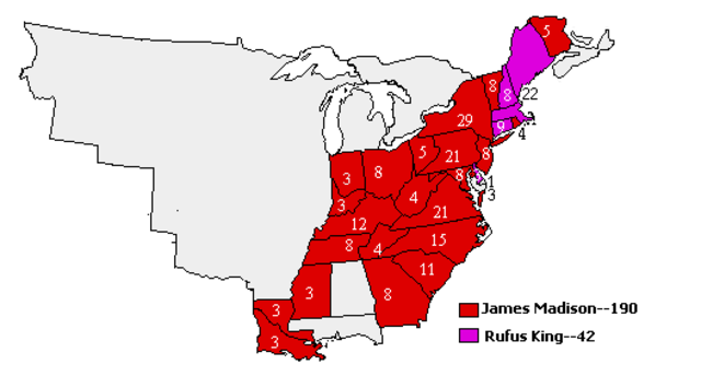 Four Slave States Stay in the Union.