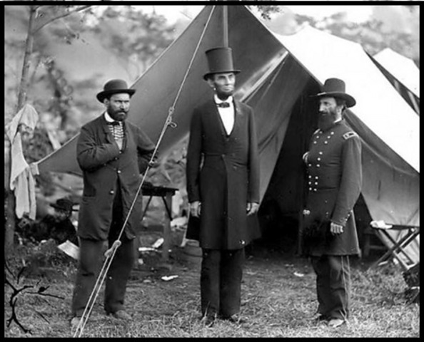 Abraham Lincoln Takes Action.
