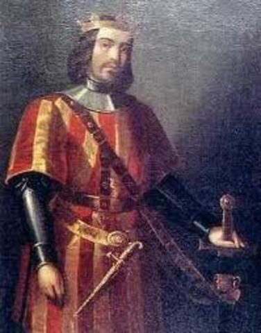 Principe de Viana. (1421-1461)Dinastía trastámara