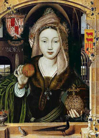 Leonor (1479) Dinastía de Trastámara