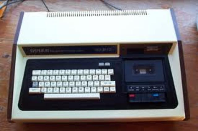 The first bank industry computer
