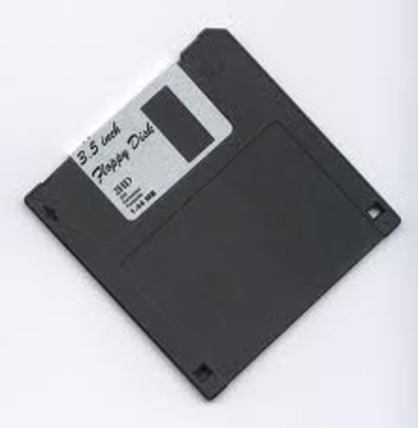 The Floppy Disk was made