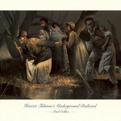 Underground Railroad/Salvery timeline