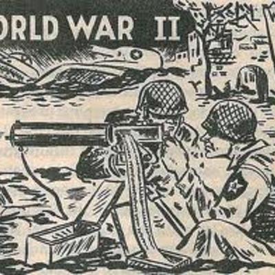 World War II in Europe timeline