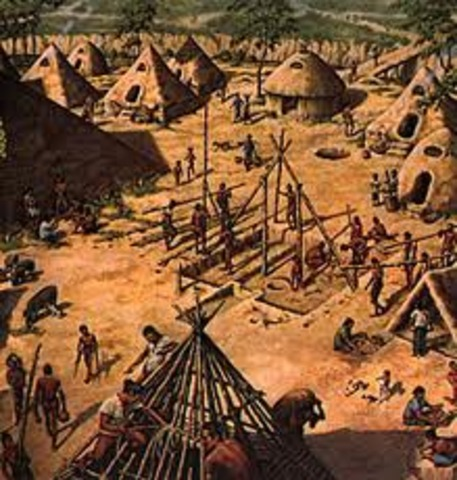 Neolithic Agricultural Revolution BC