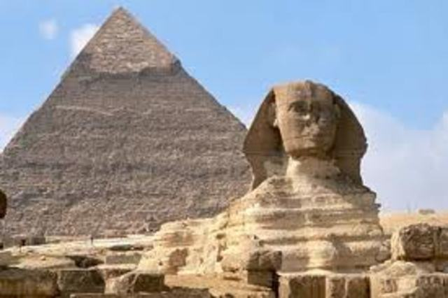 Ancient Egypt BC