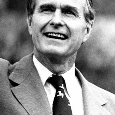 George H.W. Bush timeline