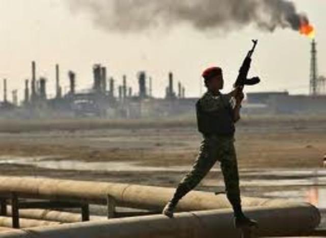 Billions in oil missing in Iraq