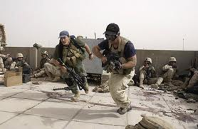 Iraq contracters