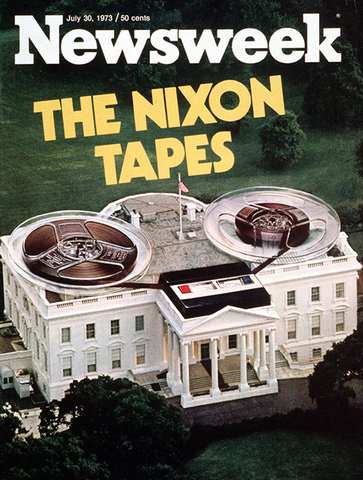 Nixon releases some of tapes