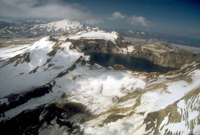 Eruption of Novarupta Volcano