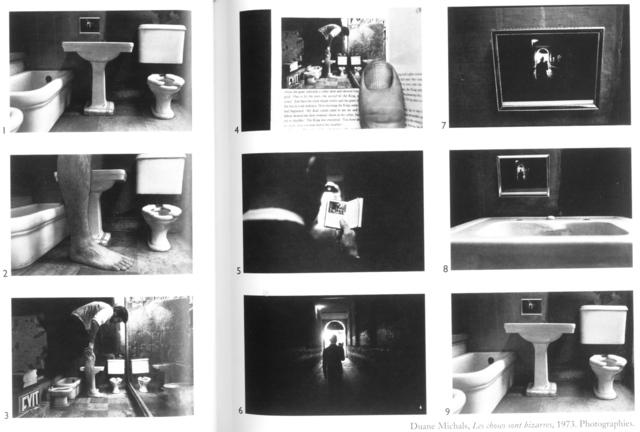 Duane Michals - Les choses sont bizarres