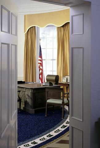 Thomas Demand - Presidency