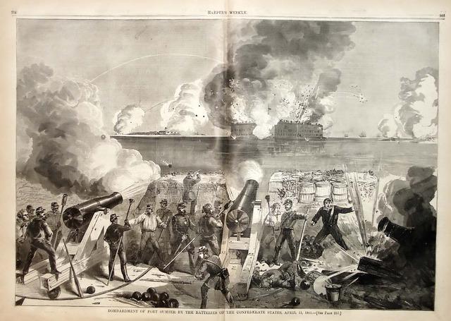 Fort Sumner attack.