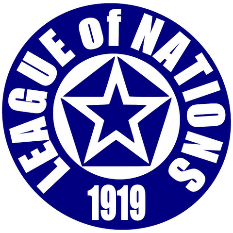 Formation of the League of Nations