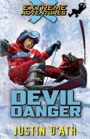 Devil Danger by Justin D'Ath