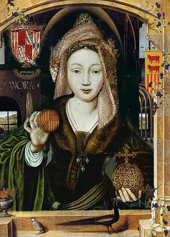 -Leonor de Aquitania.(1387-1415)Dinastia Casa de Trastámara.
