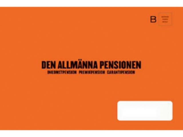 Nya pensionssystemet