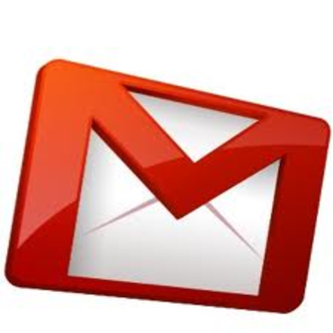 Gmail for mobile launches in the United States.