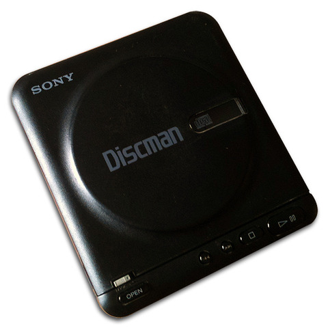 baladeur cd ou discman