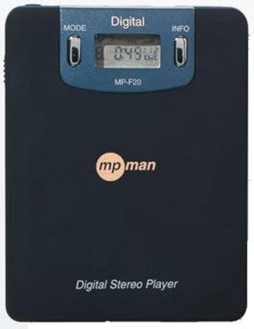Baladeur numérique ou lecteur mp3