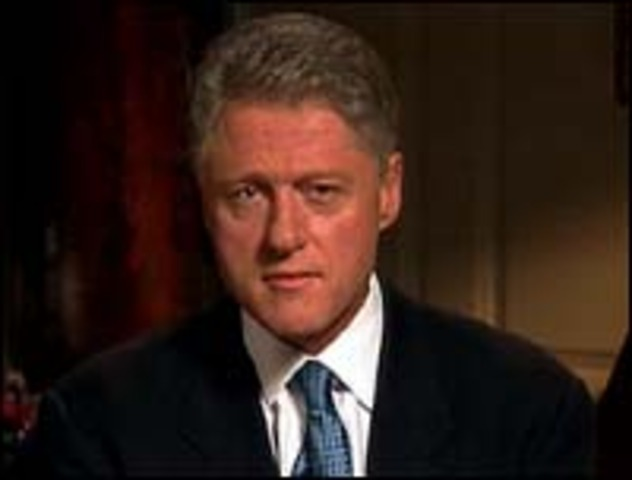Testifies to the grand jury in the Lewinsky case.
