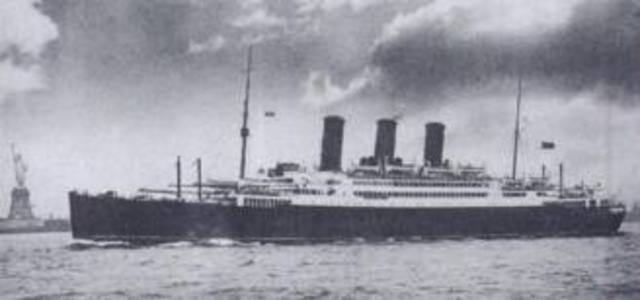 SS California Carries Miners