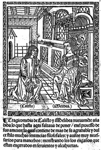 Publicación de la primera versión de la Celestina