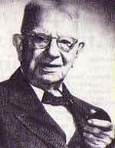 William Rush Dunton, MD. published Occupational Therapy, a Manual for Nurses