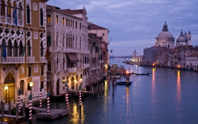 Venice Founded