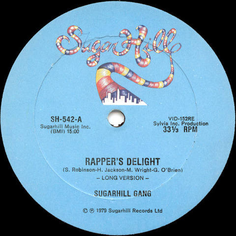 """""""Rapper's Delight"""""""