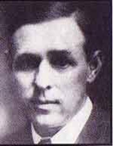 George Edward Barton, Architect, opened the Consolation House