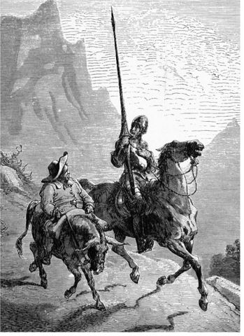 The Ingenious Gentleman Don Quixote of La Mancha by Miguel Cervantes
