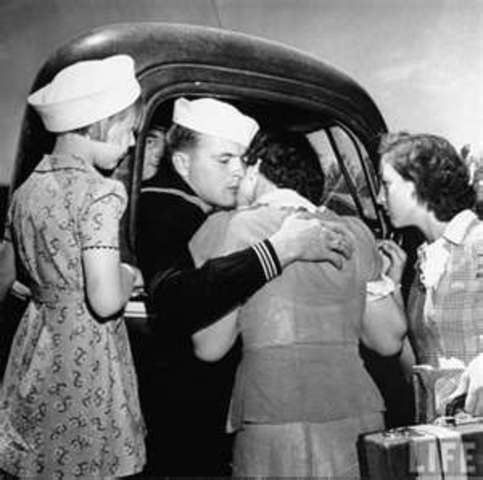 WWII and The Fifties