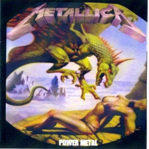 La banda graba power metal