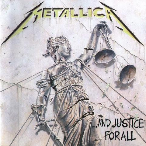 """Lanzado """",,,And Justice for all"""""""
